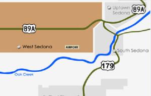 West-Sedona